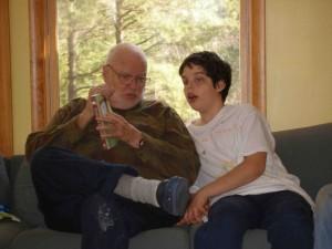 Dad and Dan