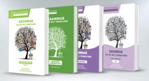 The Grammar for the Well-Trained Mind series